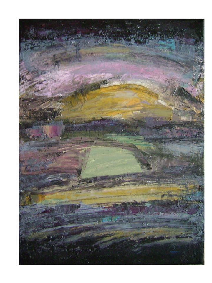 Andreea Rus , In Light 91, 40-30 cm